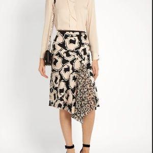 DVF Diane Von Furstenberg Posey Skirt NWT Size 0